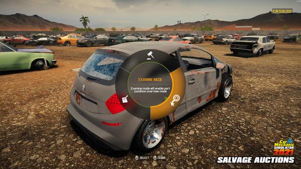 《汽車修理工模擬2021》全成就一覽