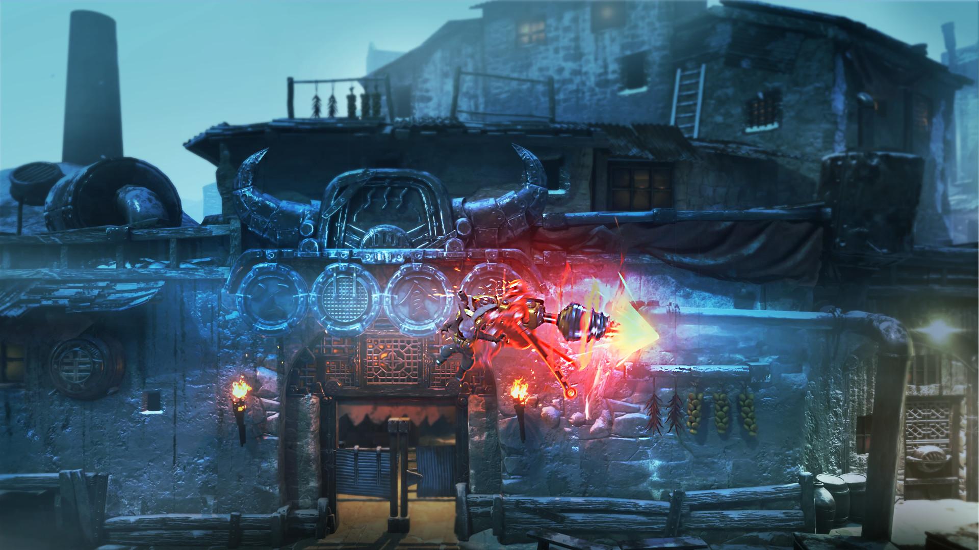 暗影火炬城雷德文武器特點一覽