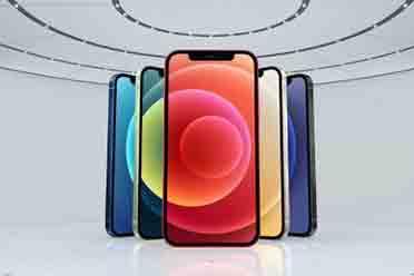 支持5G 、搭载全新A14仿生芯片,iPhone 12正式宣布!