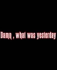 《該死,昨天是什么?》免安裝版 簡體中文